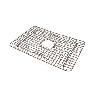 Link to Sinkology Foster Copper Kitchen Sink Bottom Grid Similar Items in Sinks