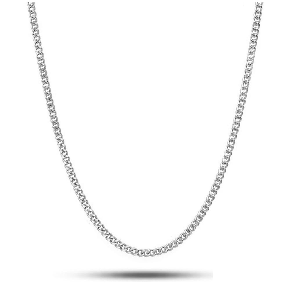 Thin Silver Diamond Cut Square Snake Chain  925 Sterling Silver  1.1mm Gage  Light Pendant Chain
