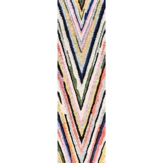 "Novogratz by Momeni Bungalow Peak Rug (2'3""x 8') - 2'3"" x 8'"