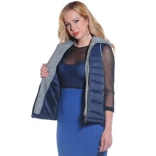 Ladies Packable Down vest (More options available)