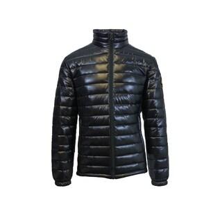 Spire By Galaxy Men's Puffer Jacket Full Zip