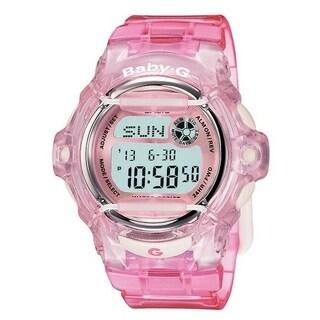 Casio Baby-G Pink Ladies Watch BG169R-4D