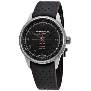 Raymond Weil Freelancer Rubber Automatic Mens Watch