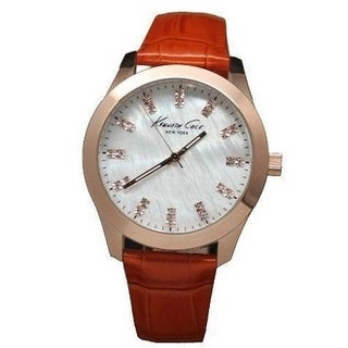 Kenneth Cole New York Leather Ladies Watch KCW2023