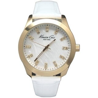 Kenneth Cole New York Leather Ladies Watch KCW2024