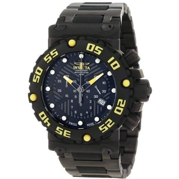 Invicta Subaqua Nitro Chronograph Mens Watch 10048, Black...
