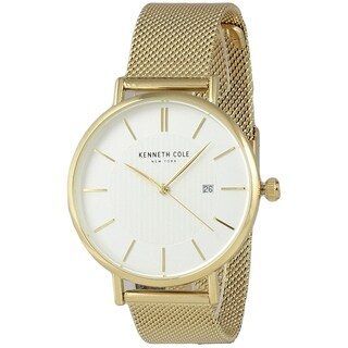 Kenneth Cole Gold-Tone Ladies Watch KC50046008