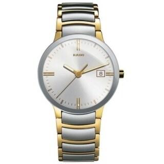 Rado Centrix Two-Tone Mens Watch R30931103