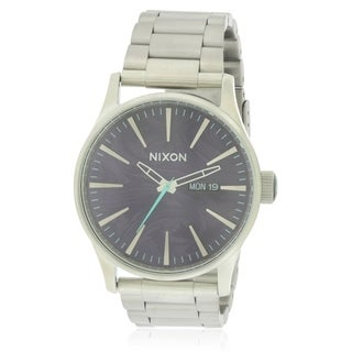 Nixon Stainless Stee Mens Watch A356230