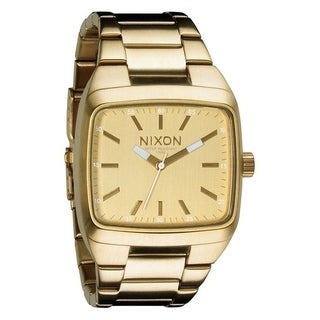 Nixon Manual Gold-Tone Stainless Steel Mens Watch A244-502-00