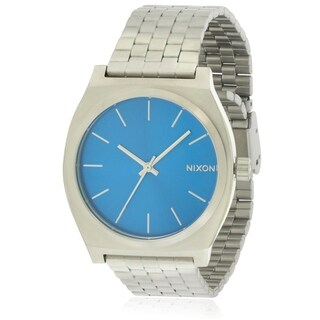 Nixon Time Teller Stainless Steel Mens Watch A0452797