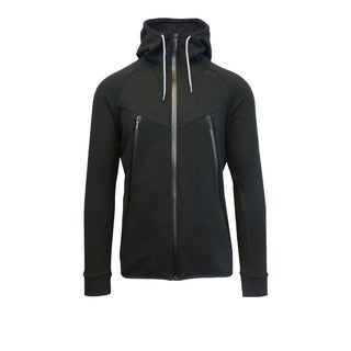Galaxy By Harvic Men's Tech-Fleece Performance Hoodie
