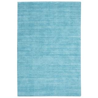 Handmade Gabbeh Rug (India) - 8' x 10'