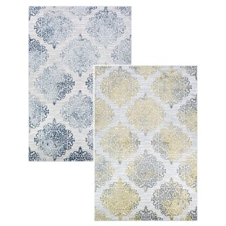 Couristan Calinda Montebello Area Rug - 3'3 x 5'3 (Option: Gold)