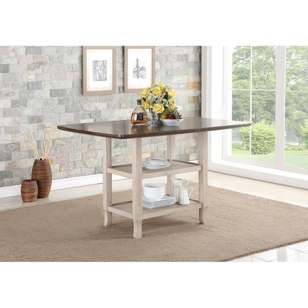 Shop Cameo Rectangular Counter Height Dining Table