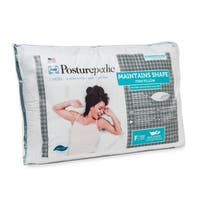 Sealy Hypoallergenic Maintains Shape Firm Jumbo-size Pillow
