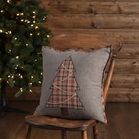 "Andes Tree 18"" x 18"" Pillow"