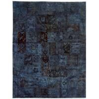 Wool Oushak Rug (8'10'' x 11'10'') - 8'10'' x 11'10''