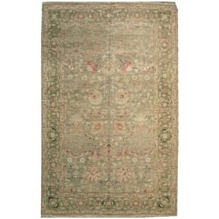 Wool Zeigler Rug (6' x 9') - 6' x 9'