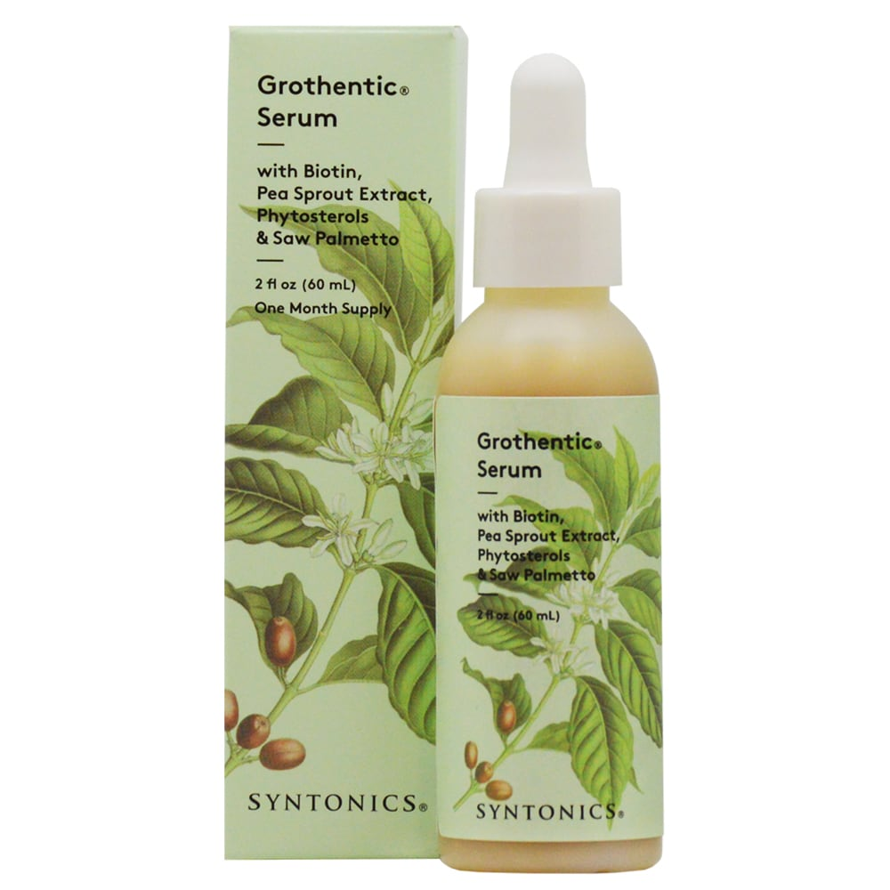 Global Syntonics Grothentic 2-ounce Hair Serum (Pack of 2...