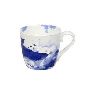Konitz Set of 4 Seeing Blue Mugs