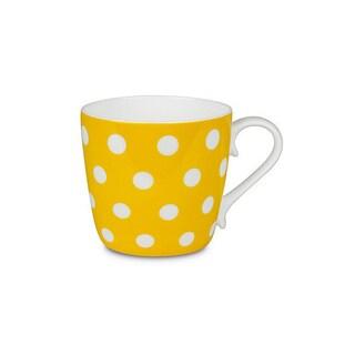 Konitz Set of 4 Polka Dots Mugs