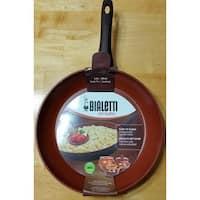 Bialetti 12 inch Terracotta Sautee Pan