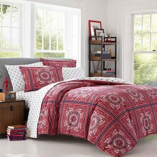 Poppy & Fritz Reece Bandana Comforter Set