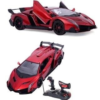 1/14 Lamborghini Electric Sport Remote Control RC Car Christmas Gift