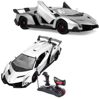 1/14 Lamborghini Sport Radio Remote Control RC Car Christmas Gift Toy