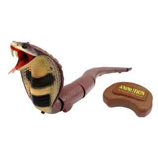 Dragon-i Animotion IR Remote Controlled King Cobra