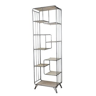 Quimby Staggered Tall Bookshelf
