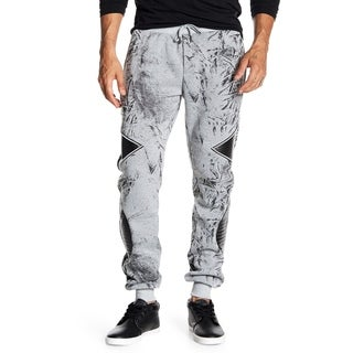 Tailored Recreation Men's Printed Fleece Jogger (More options available)