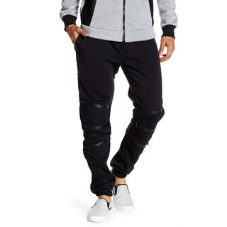 Men's Jogger With Zipper Details (5 options available)
