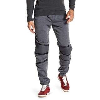 Men's Jogger With Zipper Details