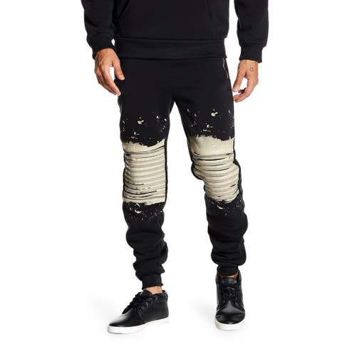 Tailored Recreation Splatter Paint Jogger