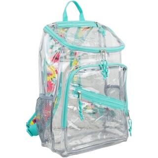 Eastsport Clear Top Loader Backpack