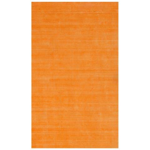 Handmade Gabbeh Rug (India) - 3' x 5'
