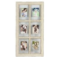 Kate Faux Window Pane Picture Frame