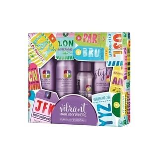 Pureology Vibrant Hair Anywhere 4-piece Kit