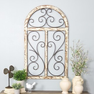 Rosalie Arch Wall Decor