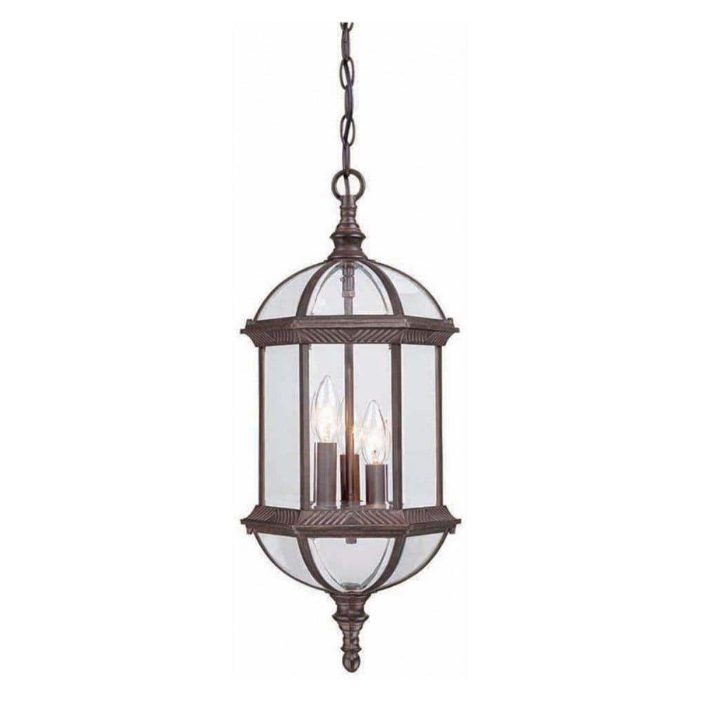 Acclaim Lighting Dover Collection Hanging Lantern 3-Light...
