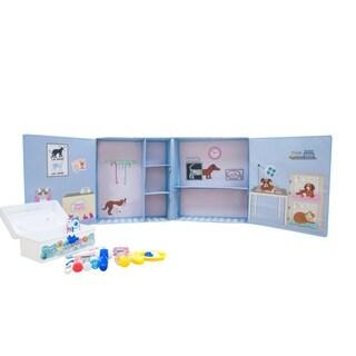 Asweets Vet Animal Hospital Storage Box w/ Plush