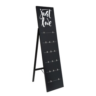 Kate and Laurel Erickson Easel Clip Collage - N/A