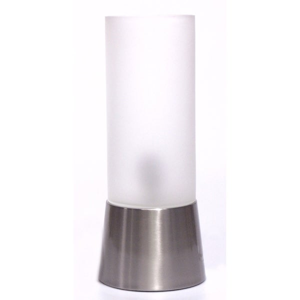 Lania Frosted Glass Uplight - 16.5 inch Height