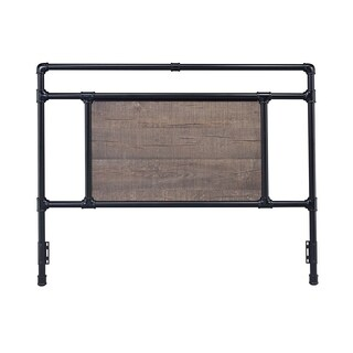 Exmore Metal Headboard