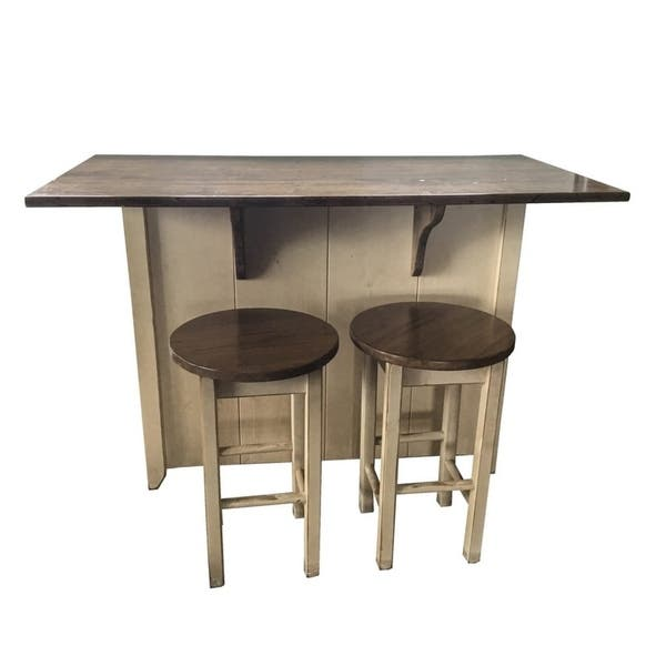 Shop Primitive Kitchen Island in Counter Height with Barn ...