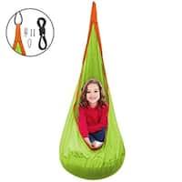 Sorbus Kids Pod Swing Chair Nook