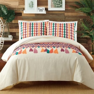 Justina Blakeney Akeba Duvet Cover Set By Makers Collective