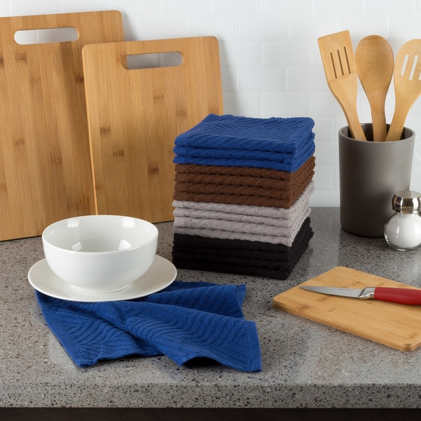 Water Absorbent Washing Dish Plate Cloth Towel Kitchen Cleaning Tablecloth Call